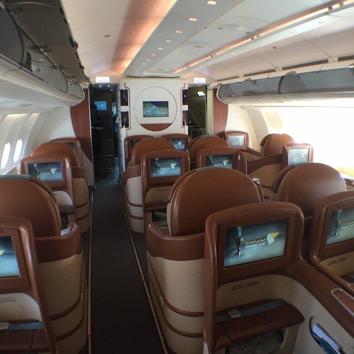 Oman-Air-Business-Class-A330 - 1
