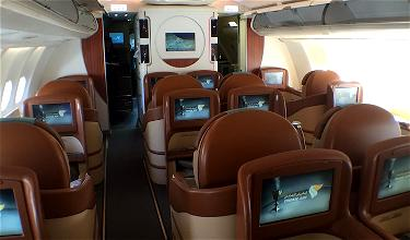 Review: Oman Air Business Class A330 Muscat To Bangkok