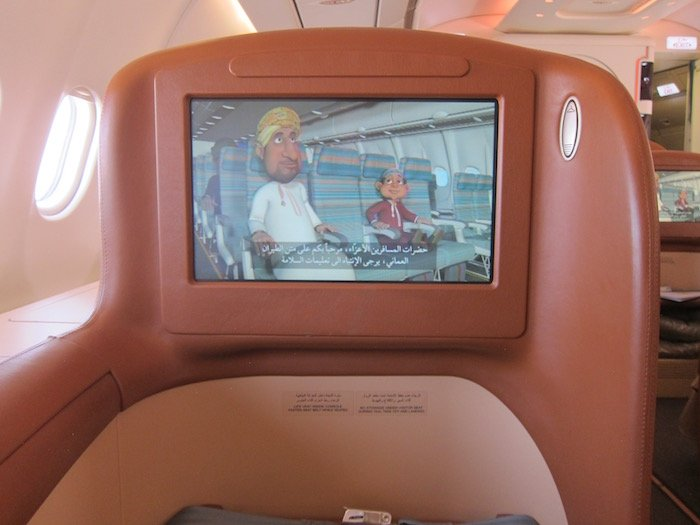 Oman-Air-Business-Class-A330 - 24