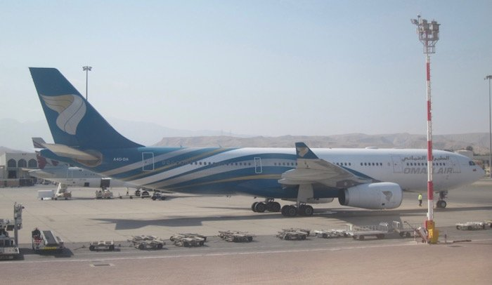 Oman-Air-Business-Class-A330 - 27