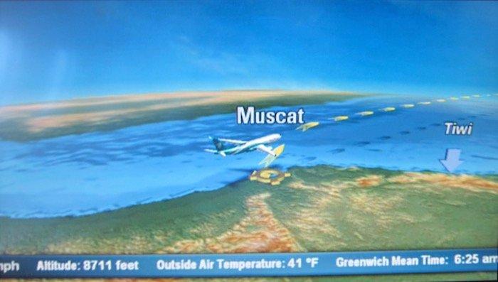 Oman-Air-Business-Class-A330 - 38