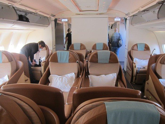 Oman-Air-Business-Class-A330 - 4