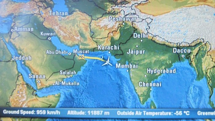 Oman-Air-Business-Class-A330 - 55