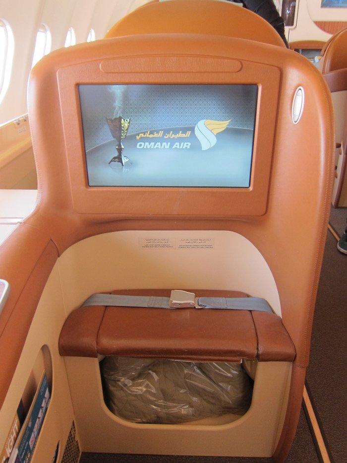 Oman-Air-Business-Class-A330 - 7