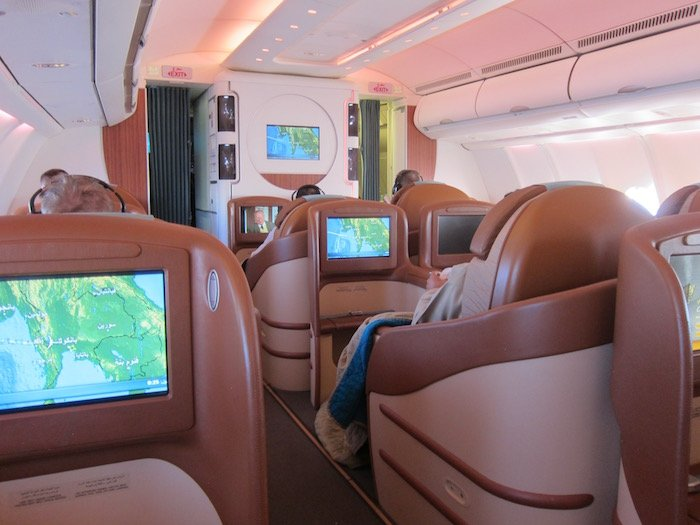 Oman-Air-Business-Class-A330 - 70