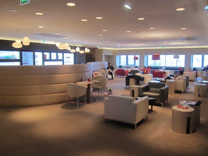 Air-France-First-Class-Lounge-Paris - 5