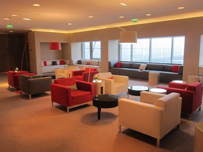 Air-France-First-Class-Lounge-Paris - 7