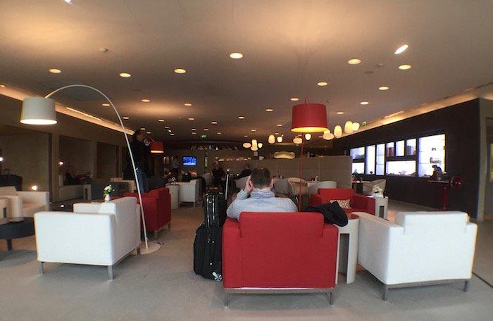 Air-France-First-Class-Lounge-Paris - 8