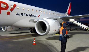 Review: Air France HOP Business Class Frankfurt To Paris