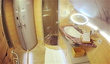 Emirates Cost Cuts Showers, Champagne, And Special Meals