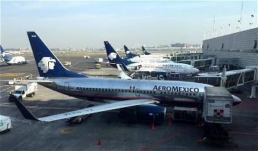 Alaska & Aeromexico Cut Ties As Of January 1, 2018