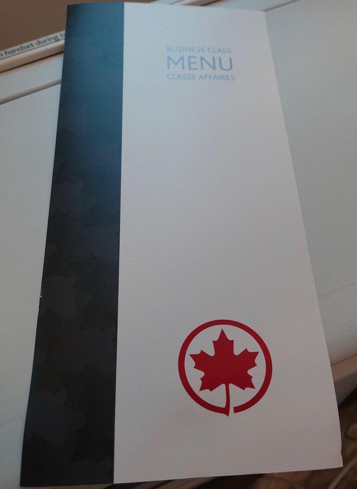 Air-Canada-787-Business-Class - 16