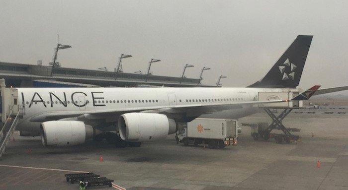 South-African-Airways-Lounge-Johannesburg - 1