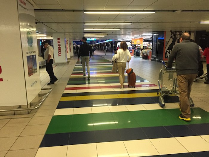 South-African-Airways-Lounge-Johannesburg - 2