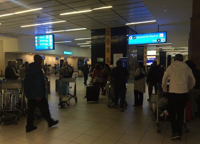 South-African-Airways-Lounge-Johannesburg - 3