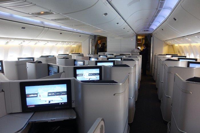 Air-Canada-777-Business-Class - 2