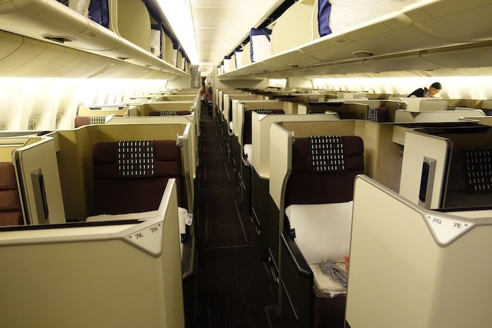 Japan-Airlines-Business-Class-777 - 1
