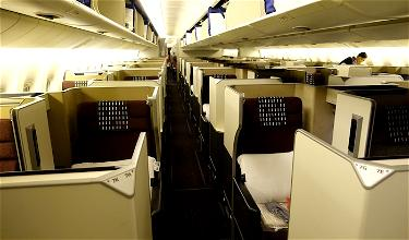 Review: Japan Airlines Business Class 777 Tokyo To San Francisco
