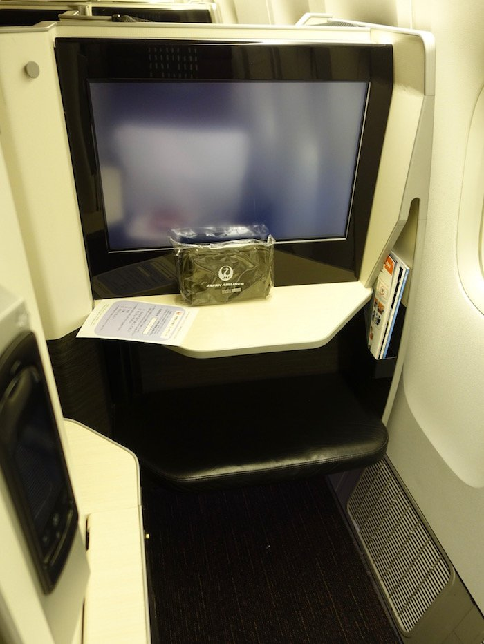 Japan-Airlines-Business-Class-777 - 11