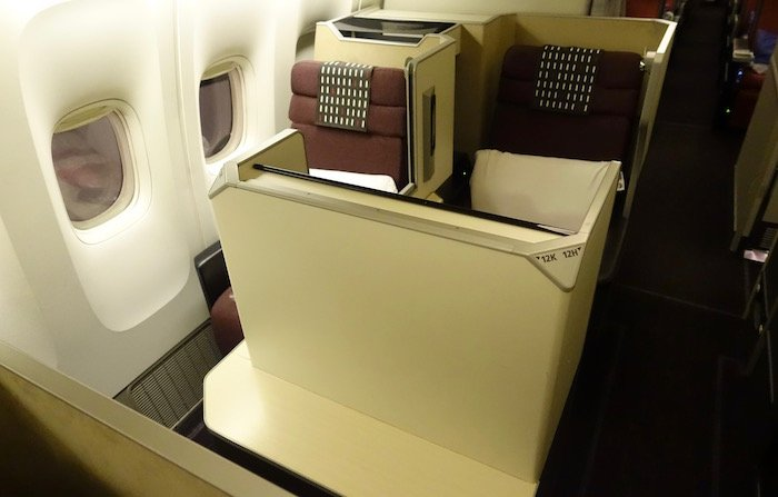 Japan-Airlines-Business-Class-777 - 4