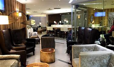 Review: Mashonzha Lounge Johannesburg Airport