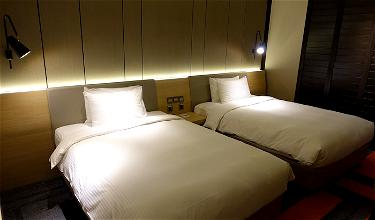 Review: Singapore Changi Airport Transit Hotel