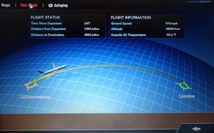 South-African-A330-Business-Class - 42