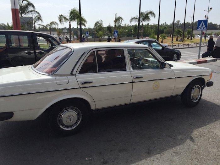 Casablanca-Taxi