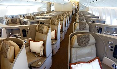 Review: China Eastern Business Class 777 Los Angeles To Shanghai