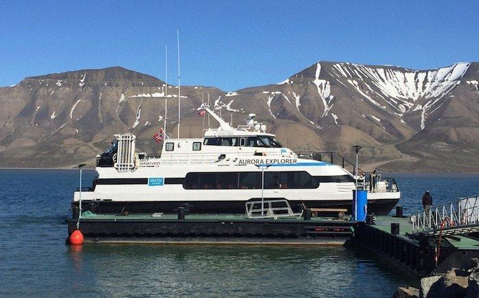 Pyramiden-Svalbard - 1