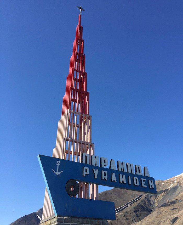 Pyramiden-Svalbard - 6