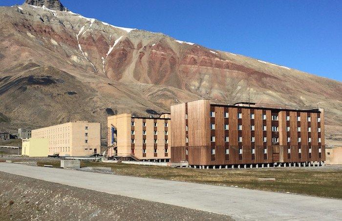 Pyramiden-Svalbard - 9