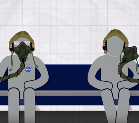Video: Put Your Oxygen Mask On First
