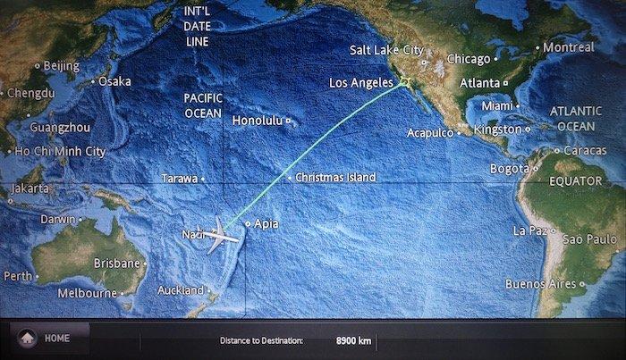 Fiji-Airways-A330-Business-Class - 11