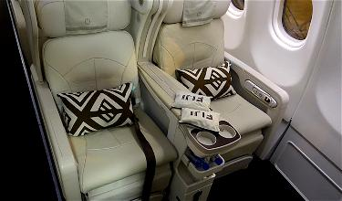 Review: Fiji Airways Business Class A330 Nadi To Los Angeles