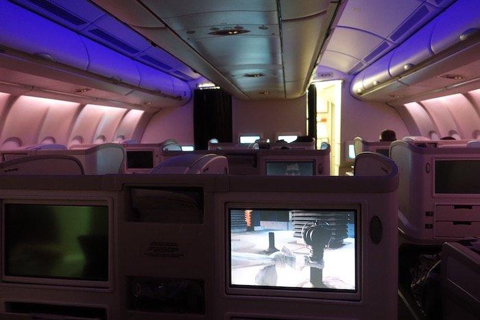 Fiji-Airways-A330-Business-Class - 24