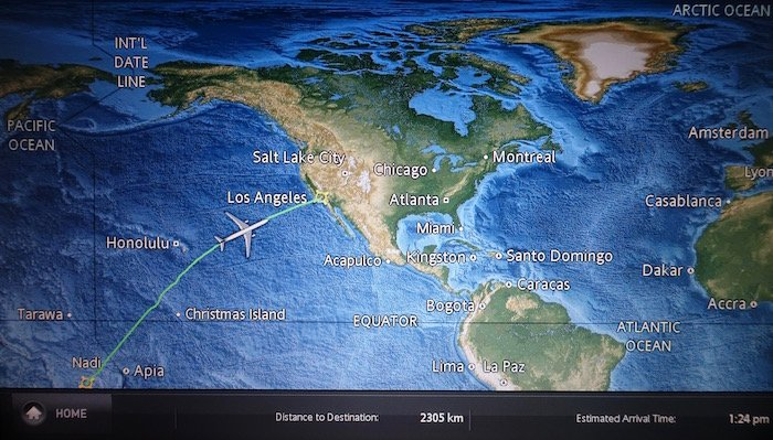 Fiji-Airways-A330-Business-Class - 31