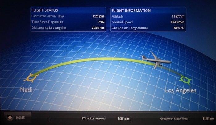 Fiji-Airways-A330-Business-Class - 34