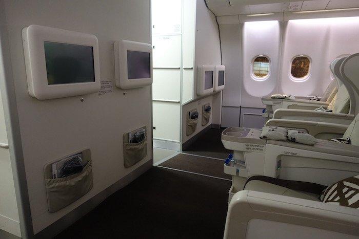 Fiji-Airways-A330-Business-Class - 5