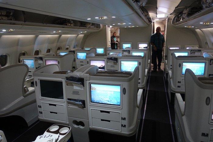 Fiji-Airways-Business-Class-A330 - 2