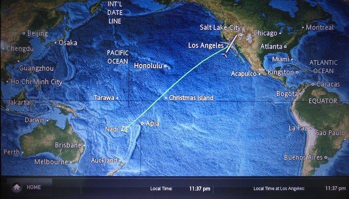Fiji-Airways-Business-Class-A330 - 26