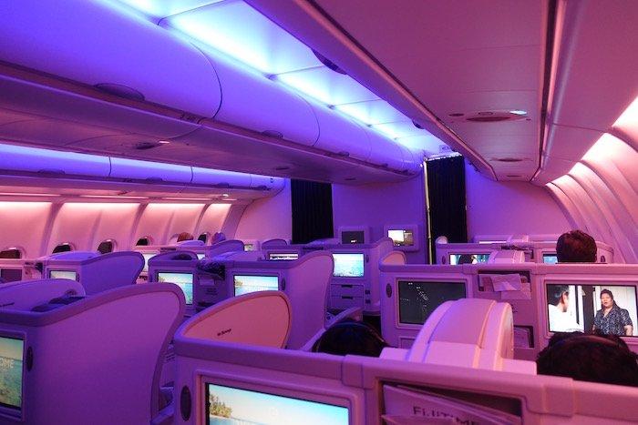 Fiji-Airways-Business-Class-A330 - 38