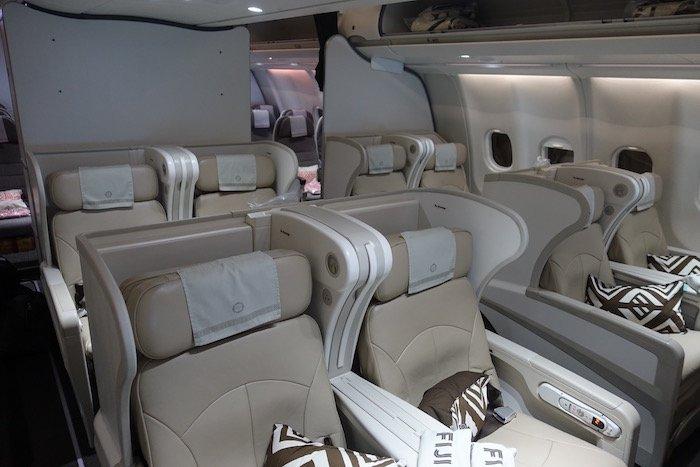 Fiji-Airways-Business-Class-A330 - 4
