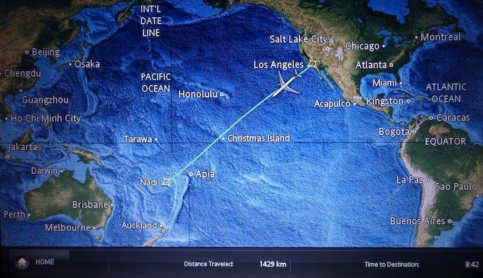 Fiji-Airways-Business-Class-A330 - 52