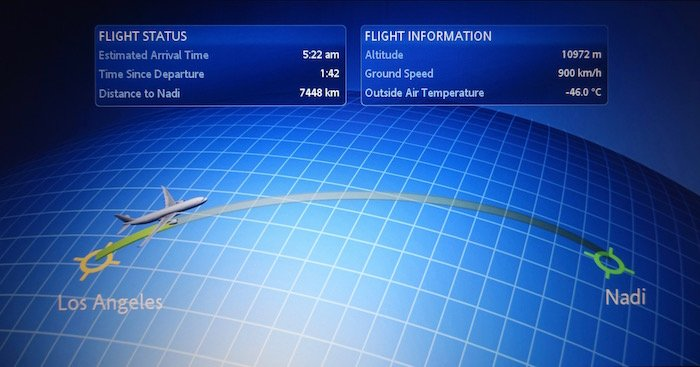 Fiji-Airways-Business-Class-A330 - 54