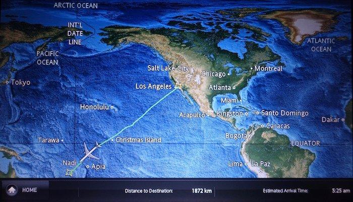 Fiji-Airways-Business-Class-A330 - 58