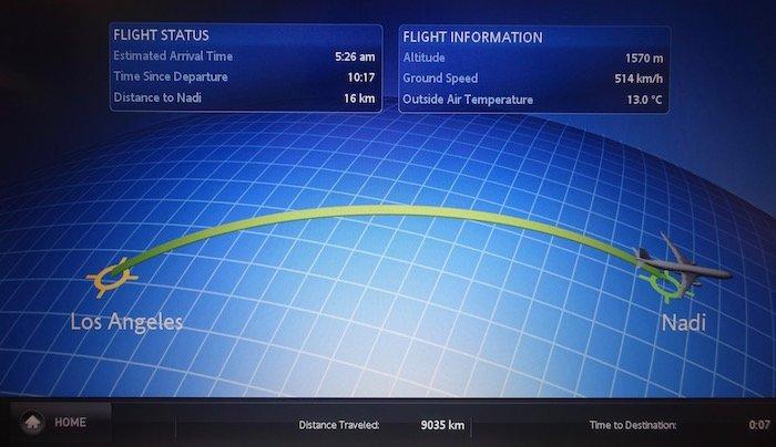Fiji-Airways-Business-Class-A330 - 74