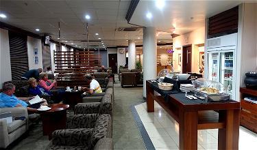 Review: Fiji Airways Lounge Nadi Airport