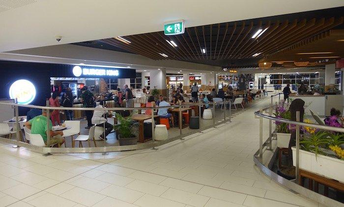 Fiji-Airways-Lounge-Nadi-Airport - 4