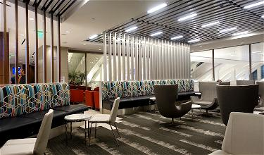Review: Los Angeles International Lounge LAX Airport